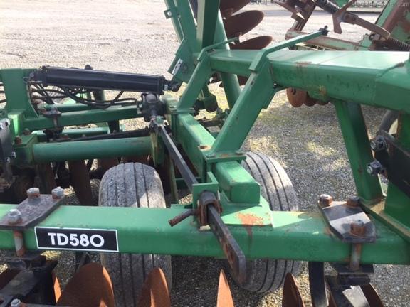 Glencoe TD580