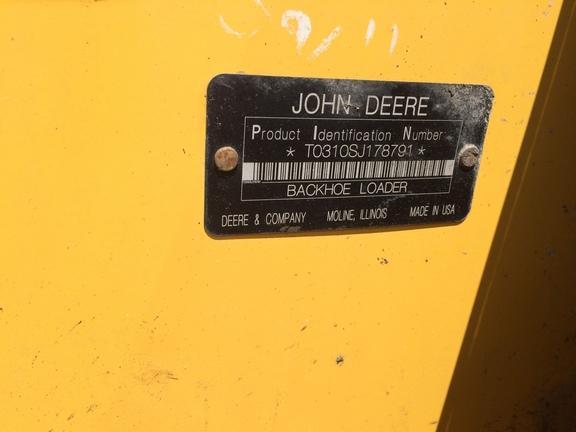 Detail photo of 2010 John Deere 310SJ from Construction Equipment Guide