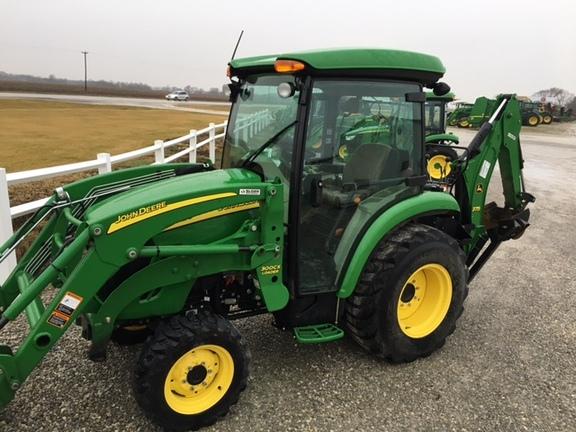 John Deere 3720 Attachments : John deere compact utility tractors for sale