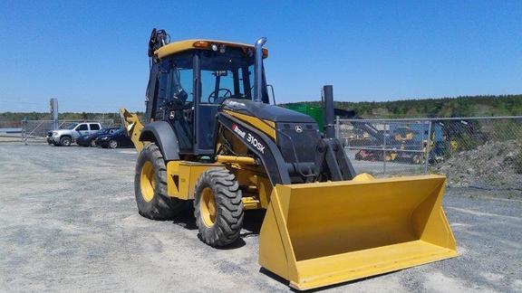 Detail photo of 2015 John Deere 310SK from Construction Equipment Guide