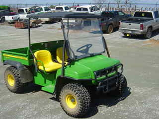 Used John Deere TS ATV - Gator