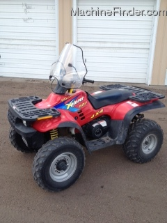 1997 Polaris 500 XPLORER