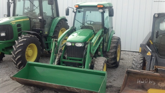 2006 John Deere 4520 Tractors Compact 1 40hp John
