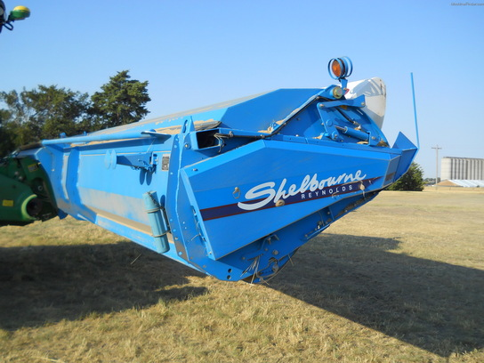 2009 Shelbourne CVS32