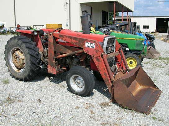 Mf 275 Tractor Data : Massey ferguson tractors utility hp