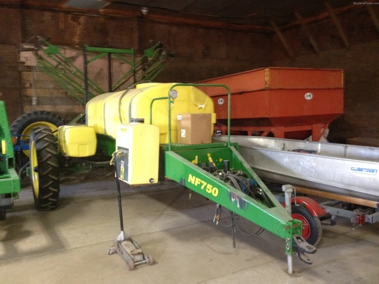 2005 Sprayer Specialty NF750