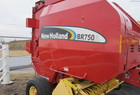 2005 New Holland BR750A