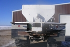 1991 Agway DOYLE 16 FT SPREADER BOX