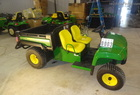2011 John Deere ELECTRIC TE145