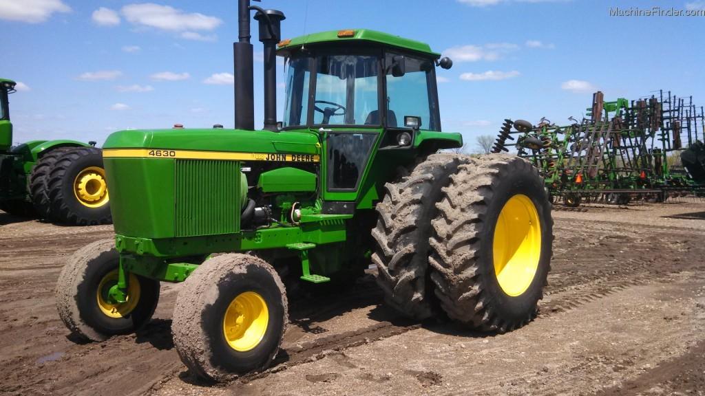 1976 John Deere 4630 Tractors - Row Crop (+100hp)
