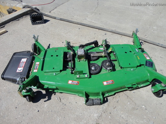 John Deere 62d Mower Deck : John deere d tractors compact hp