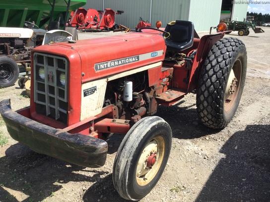 International Harvester 454 Tractor Parts : International harvester utility tractors john