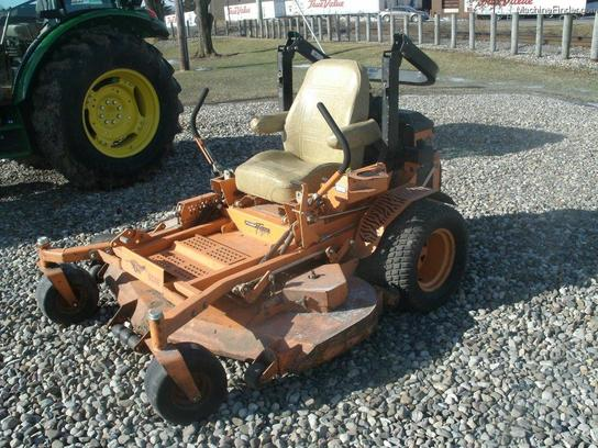 2007 Scag Stt61v 27ch Lawn Amp Garden And Commercial Mowing