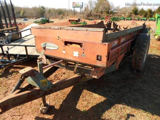 New Idea Spreader Parts : New idea spreaders fertilizer manure john deere