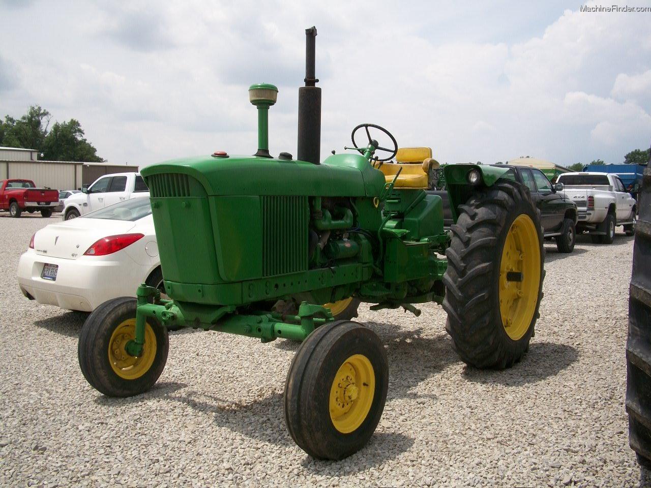 Ford Tractor Pto No 1962 : John deere tractors row crop hp