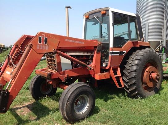 1086 Ih Parts : International tractors row crop hp