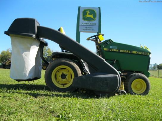 John Deere Gt262 : John deere gt lawn garden tractors