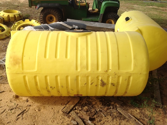 2010 John Deere 200 Gallon Saddle Tanks