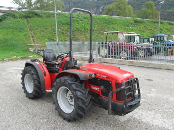 Macchine Agricole Usate Antonio Carraro Srx 8400 Trattori