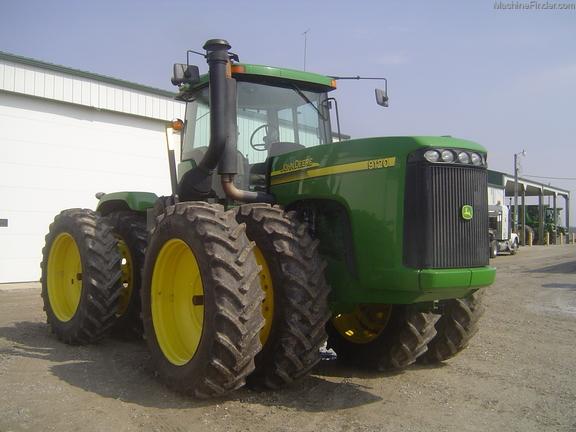 John Deere 9120
