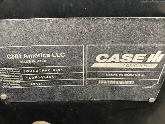 2014 Case IH Quadtrac 600