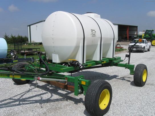 Yetter ALL STEER 1000 TRAILER