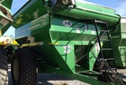 J&M 620-14 GRAIN CART W/TARP