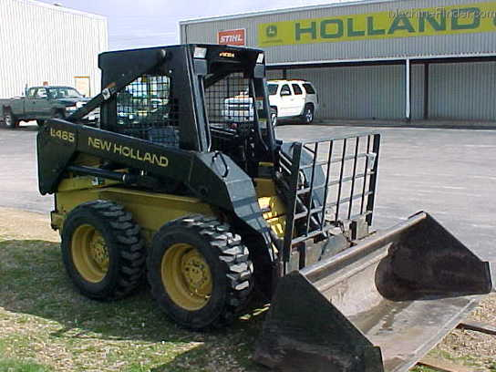 1997 New Holland LX465