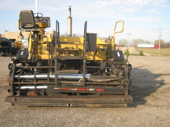 Detail photo of 1997 Caterpillar AP1055B from Construction Equipment Guide