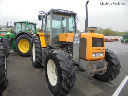 1996 renault 110 54 tractors row crop 100hp john deere machinefinder. Black Bedroom Furniture Sets. Home Design Ideas