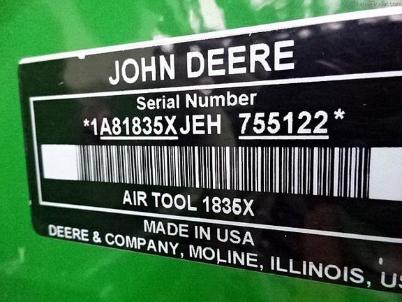 John Deere 1835