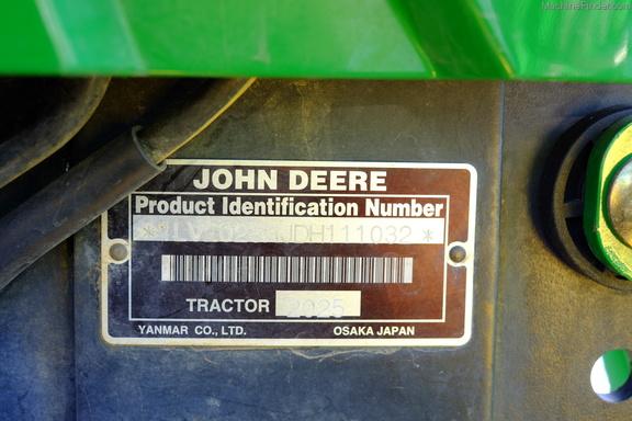 John Deere 2025R