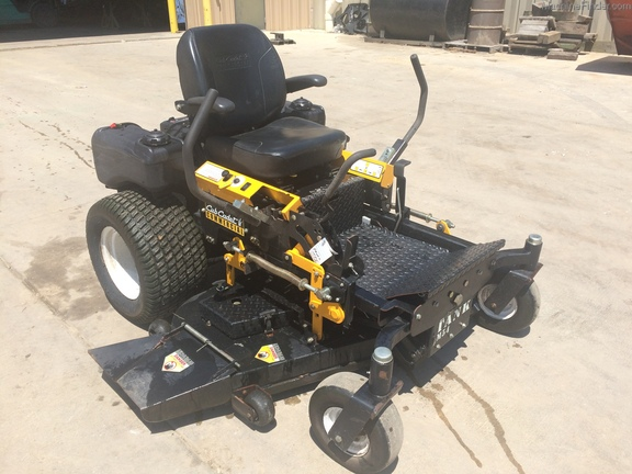 Cub Cadet M54 Tank Zero Turn Mowers For Sale 60194