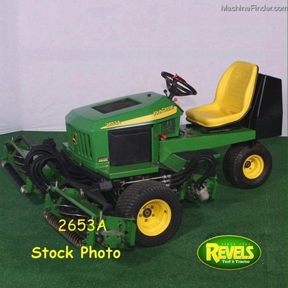 2005 John Deere 2653A Trim Mower
