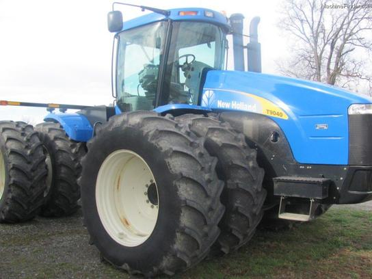 2008 New Holland T9040