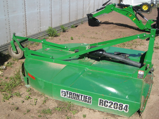 2010 Frontier rc2084