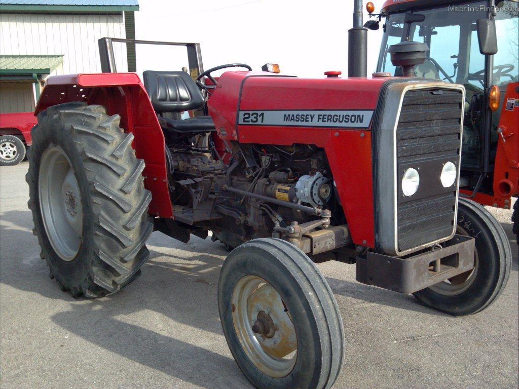 Massey Ferguson 231 Tractor : Massey ferguson tractors utility hp