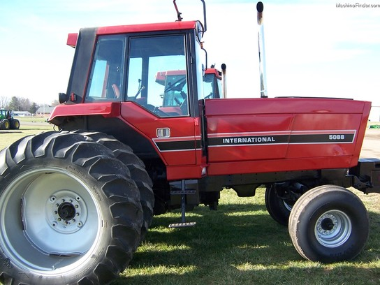 International Harvester 986 Tractor : Used ihc autos post