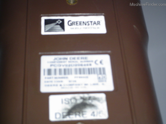 2008 John Deere 0800PC ORIGINAL GS MOBILE PROCESSOR