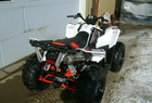 2013 Polaris Scrambler XP 850 H.O.