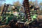 John Deere 726 Mulch Finisher