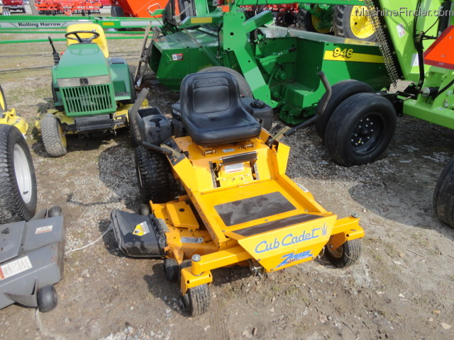 2004 Cub Cadet Z Force 44 Lawn Amp Garden And Commercial
