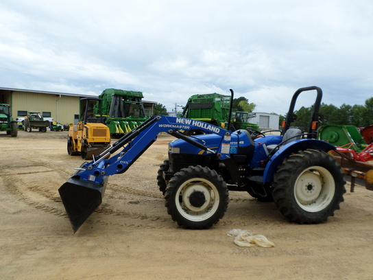2010 New Holland WORKMASTER 45