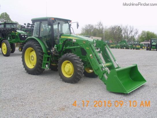 John Deere 6140d Specs : John deere d utility tractors