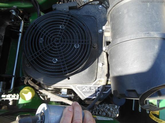 John Deere Z930M EFI