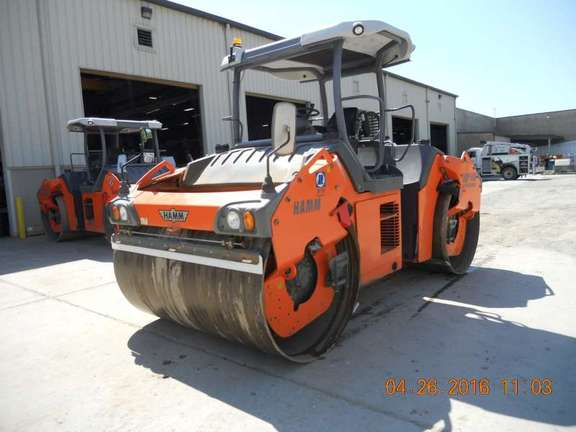 Detail photo of 2011 Hamm HD140VV from Construction Equipment Guide