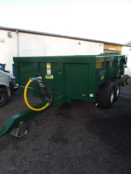 Bailey Contract tipper 10T NEW