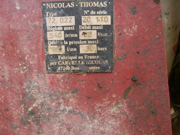 Nicolas 1500