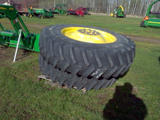 18 4x38 Tractor Duals : Firestone duals wheels tires and attachments