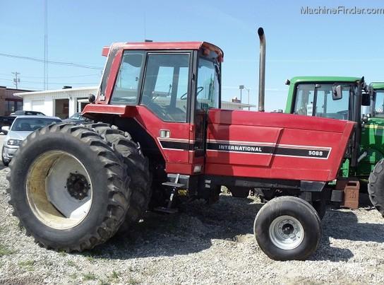1982 Case Tractors : Case ih tractors row crop hp john